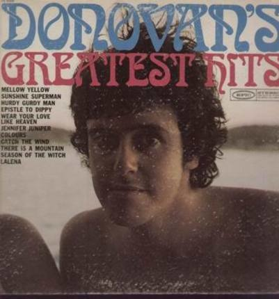 #<Artist:0x00007f4104d1e3f8> - Donovan's Greatest Hits