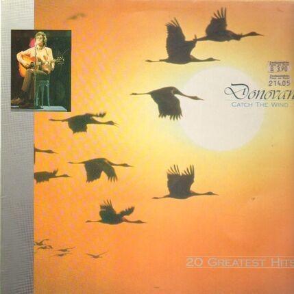 #<Artist:0x00007fcec3f0a1b0> - Catch The Wind, 20 Greatest Hits