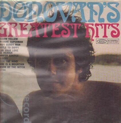 #<Artist:0x00007fcee2471d88> - Donovan's Greatest Hits