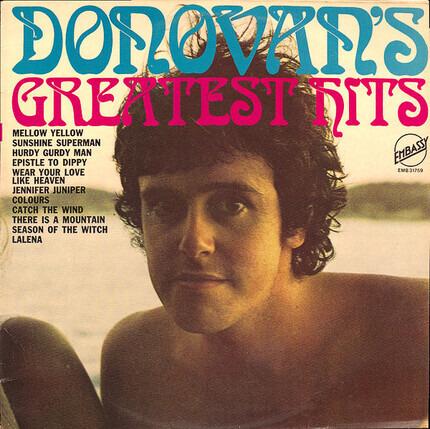 #<Artist:0x00007f40f57dcdb8> - Donovan's Greatest Hits
