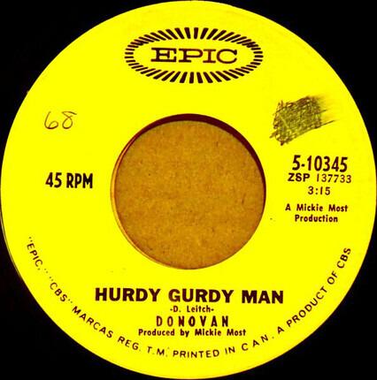#<Artist:0x00007fcee3fbfef0> - Hurdy Gurdy Man