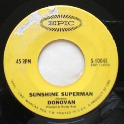 #<Artist:0x00007feb59dbe1f0> - Sunshine Superman