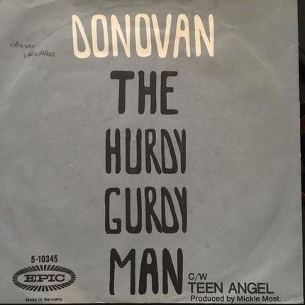 #<Artist:0x00007f412ceffed8> - The Hurdy Gurdy Man