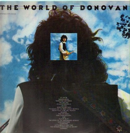 #<Artist:0x00007fb51146e650> - The World Of Donovan