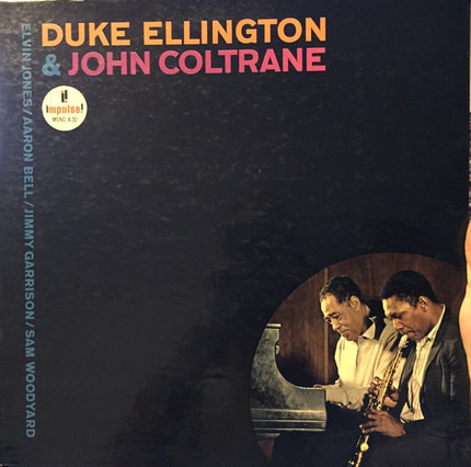 #<Artist:0x00000000086db098> - Duke Ellington & John Coltrane