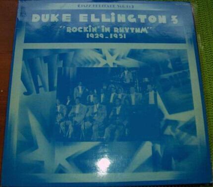 #<Artist:0x00007f5a6ab0afd8> - 3 - 'Rockin' In Rhythm' (1929-1931)
