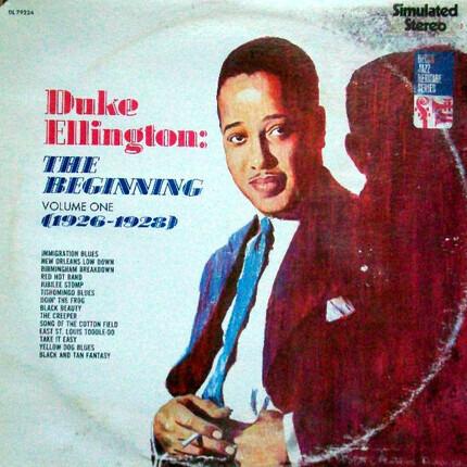 #<Artist:0x0000000004feecd8> - Duke Ellington 'The Beginning' Vol. 1 (1926-1928)
