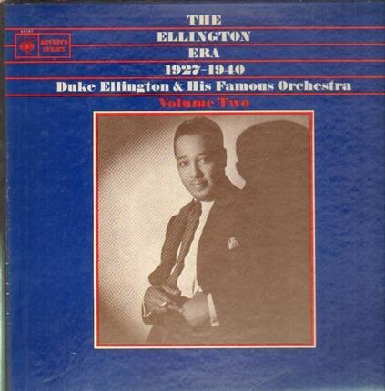 #<Artist:0x00007f9200d75688> - The Ellington Era, 1927-1940: Volume Two