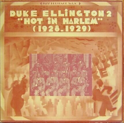 "#<Artist:0x00007f60e5ebe540> - 2 - ""Hot In Harlem"" (1928-1929)"
