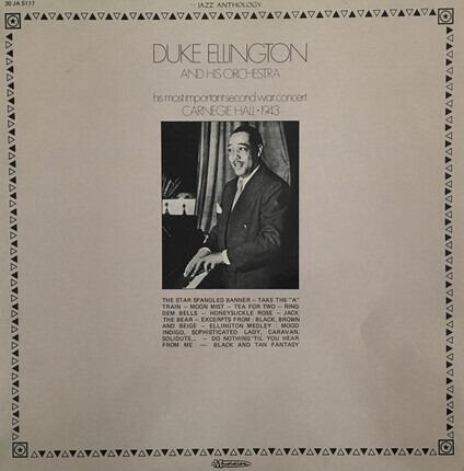 #<Artist:0x00007f1b89cbe8b8> - Carnegie Hall 1943 (His Most Important Second War Concert)