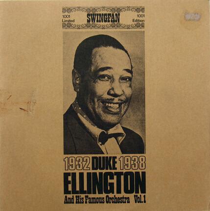 #<Artist:0x0000000005e50d58> - Duke Ellington And His Famous Orchestra Vol. 1 1932-1938