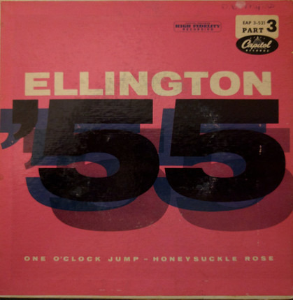 #<Artist:0x00007fcbd1aa3328> - Ellington '55 (Part 3)