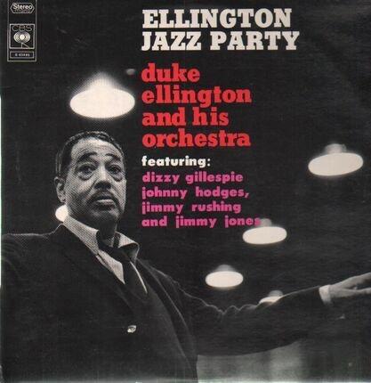 #<Artist:0x00007fa08a2c2108> - Ellington Jazz Party