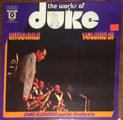 #<Artist:0x00007f740e983d28> - The Works Of Duke - Integrale Volume 21
