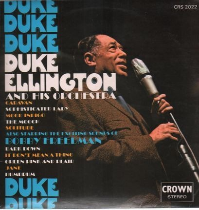#<Artist:0x0000000008eb4530> - Duke Ellington And His Orchestra