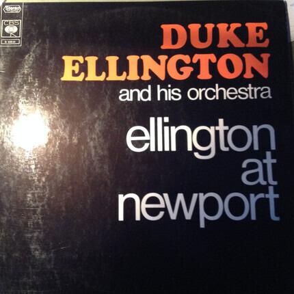 #<Artist:0x00007fce912ba518> - Ellington at Newport