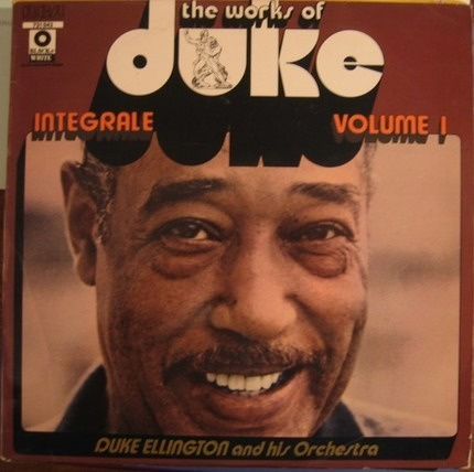 #<Artist:0x00007f412e889b60> - The Works Of Duke - Integrale Volume 1