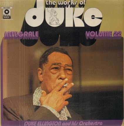 #<Artist:0x00007f60c0a12778> - The Works Of Duke - Integrale Volume 22