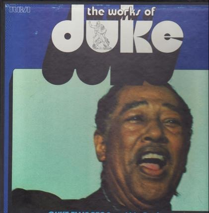 #<Artist:0x00007f60e7821898> - The Works Of Duke - Vol 11 to 15