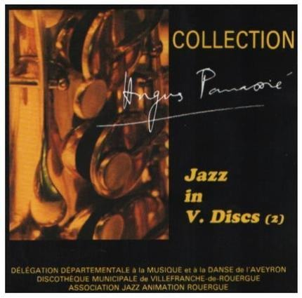 #<Artist:0x00007fcee14ab6b0> - Collection Hugues Panassié - Jazz in V. Discs (2)