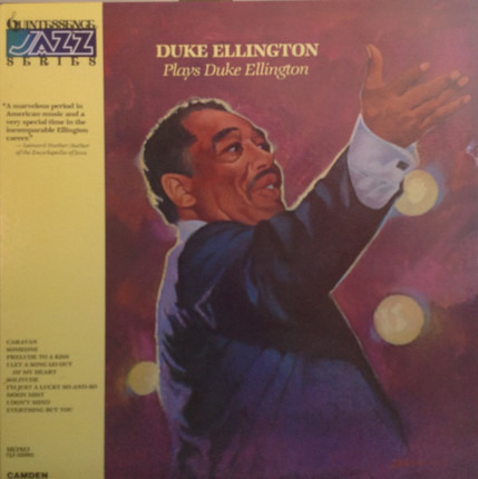 #<Artist:0x00007f60c0700800> - Duke Ellington Plays Duke Ellington