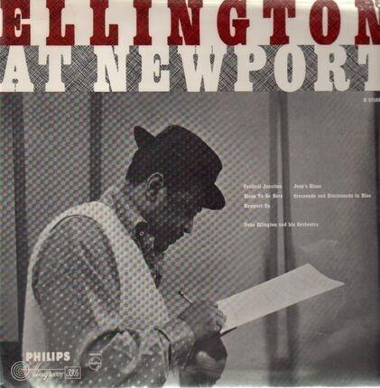 #<Artist:0x00007f91d708f1e0> - Ellington at Newport