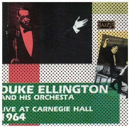 #<Artist:0x0000000006c88920> - Live At Carnegie Hall 1964 Vol. 2