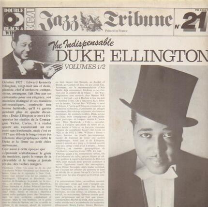 #<Artist:0x00007f60e0dfb3b0> - The indispensable Duke Ellington Vol 1 and 2