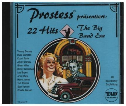 #<Artist:0x00007feb2abe9250> - Prostess präsentiert: 22 Hits The Big Band Era