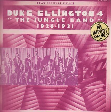 "#<Artist:0x00007f73ec317970> - 4 - ""The Jungle Band"" 1926-1931"