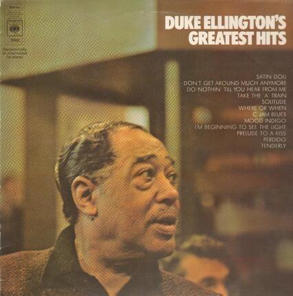 #<Artist:0x00000000086c6fd0> - Duke Ellington's Greatest Hits