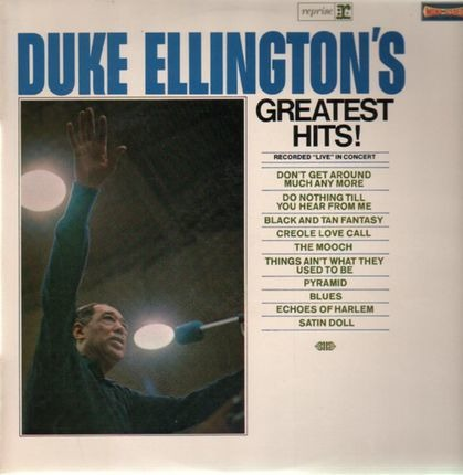 #<Artist:0x00000000086f6ac8> - Duke Ellington's Greatest Hits