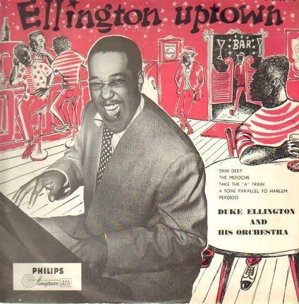 #<Artist:0x00007f969922d3c8> - Ellington Uptown