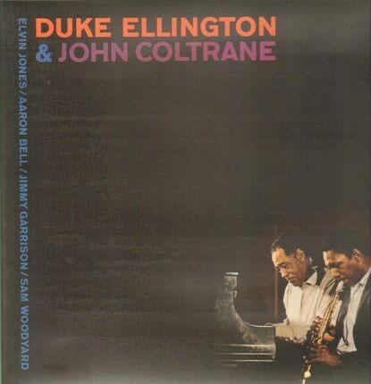 #<Artist:0x00007f9c7d5b4958> - Duke Ellington & John Coltrane