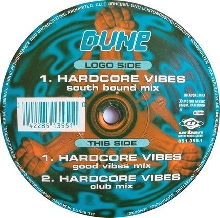 #<Artist:0x00007fb52532a730> - Hardcore Vibes
