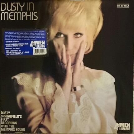 #<Artist:0x00007fd812dd7ab0> - Dusty in Memphis
