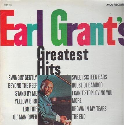 #<Artist:0x00007fb18159e0b8> - Earl Grant's Greatest Hits
