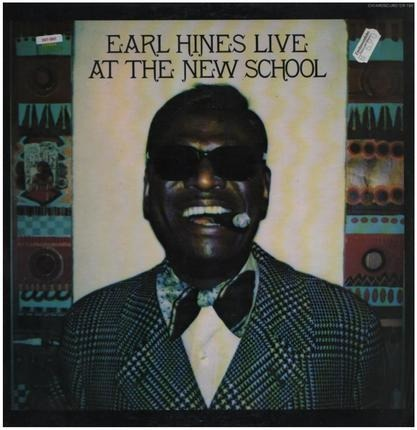 #<Artist:0x00007fce100428c0> - Earl Hines Live At The New School (Volume Two)