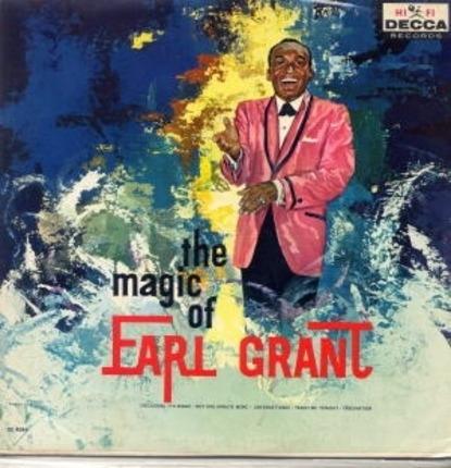 #<Artist:0x00007fbf467839c8> - The Magic of Earl Grant