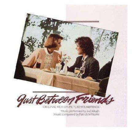 #<Artist:0x00007f740c820f28> - Just Between Friends - Original Motion Picture Soundtrack