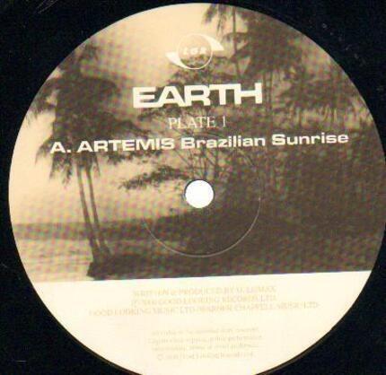 #<Artist:0x00007f920939c770> - Earth Plate 1-5