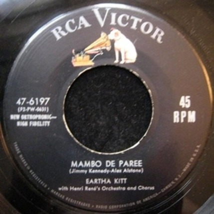 #<Artist:0x00000000084e68a0> - Mambo De Paree / Do You Remember