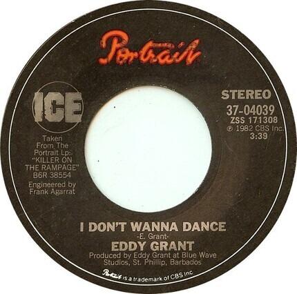 #<Artist:0x00007fcee1924160> - I Don't Wanna Dance