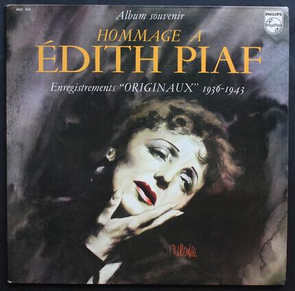 #<Artist:0x00007fb5433c1c48> - Hommage À Édith Piaf