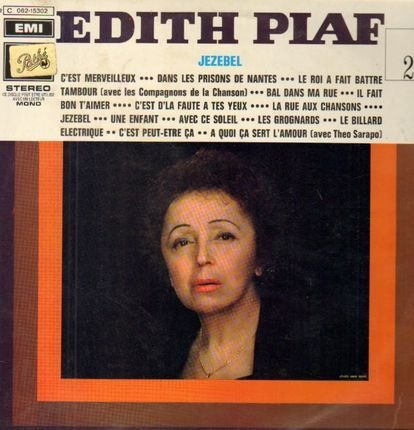 #<Artist:0x00007f47bdd60590> - Edith Piaf Vol. 2