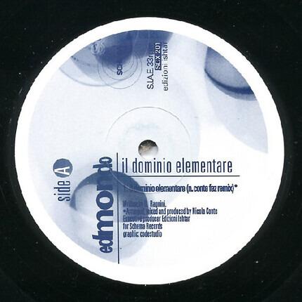 #<Artist:0x00007fdf3ece8130> - Il Dominio Elementare (Nicola Conte Remix)