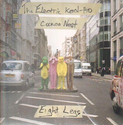 #<Artist:0x00007f9977a1ff00> - The Electric Kool - Aid Cuckoo Nest
