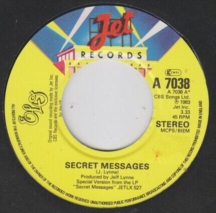 #<Artist:0x00000000088edcc8> - Secret Messages