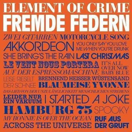 #<Artist:0x00000000060f68f0> - Fremde Federn
