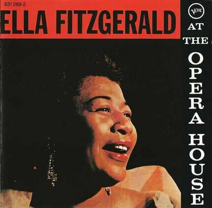 #<Artist:0x00007f940e8b9e90> - Ella Fitzgerald at the Opera House